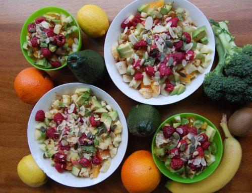 Conscious eating, conscious living by Balazs Heller