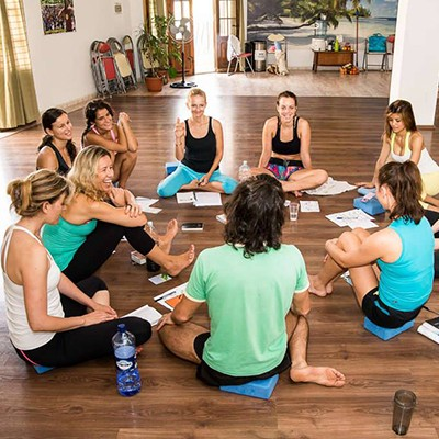 yoga workshop romania