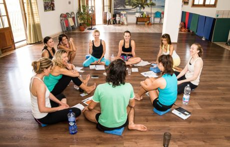 yoga retreat transylvania