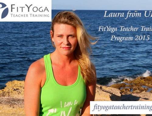 Laura, FitYoga Teacher Training Testimonial