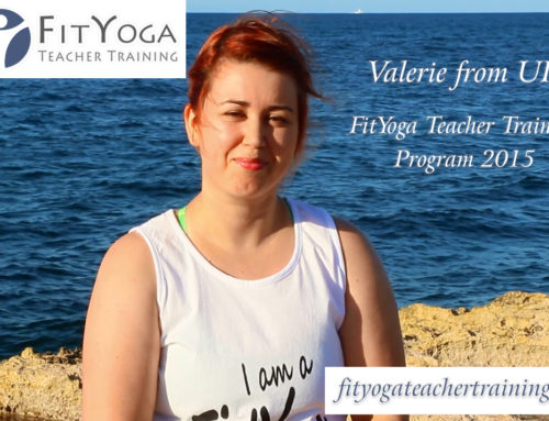 Valerie, FitYoga Teacher Training Testimonial