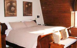 cosy warm bedroom